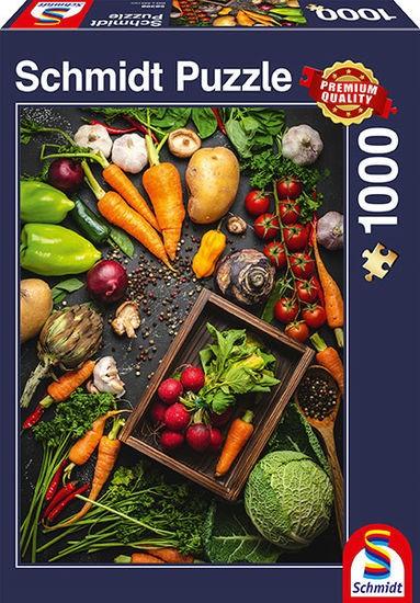 Puzzle: Super-Food, 1000 Teile