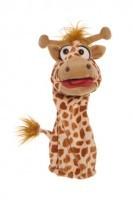 Quasselwurm Giraffe