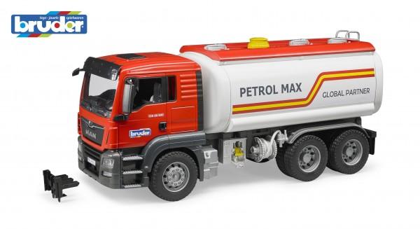 Bruder 03775 MAN TGS Tankwagen