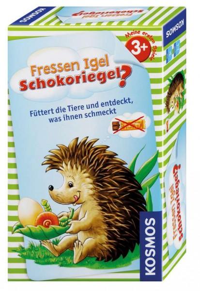 Fressen Igel Schokoriegel?