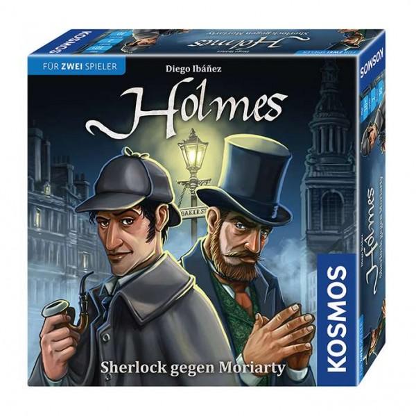 Holmes Sherlock gegen Moriarty