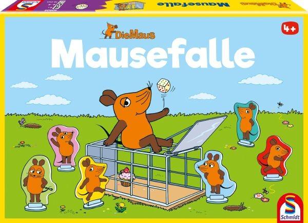 Die Maus; Mausefalle
