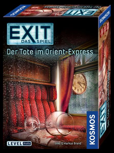EXIT - Das Spiel: Der Tote im Orient-Express Spiel