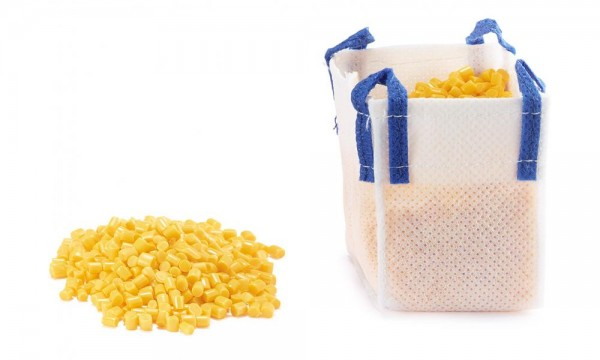 Siku 5595 Granulat gelb mit Big-Bag
