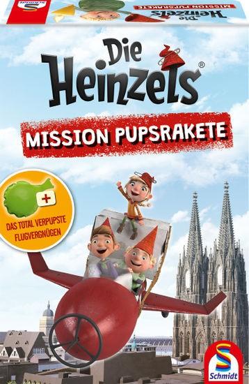 Die Heinzels; Mission Pupsrakete