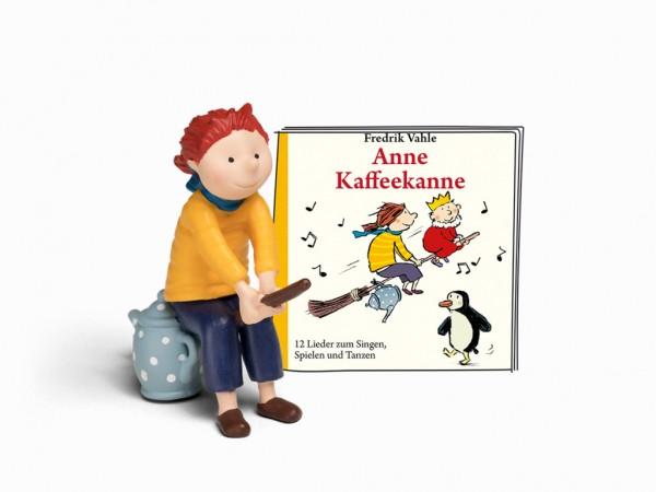 Tonie - Anne Kaffeekanne 12 Lieder zum Singen, Spielen und Tanzen