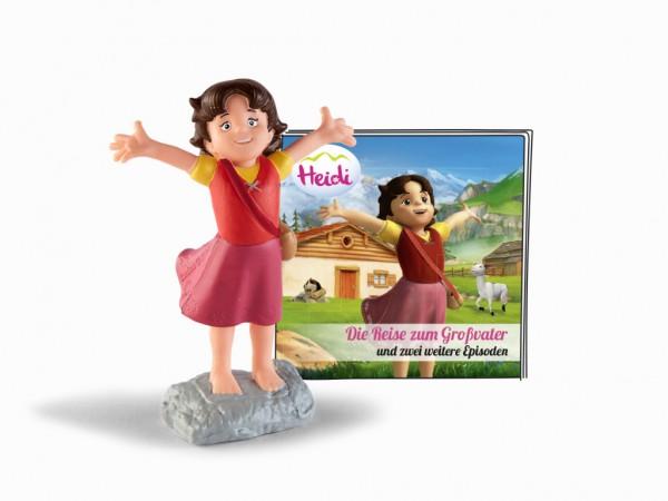 Tonie Heidi - Die Reise zum Großvater