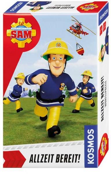Feuerwehrmann Sam Allzeit bereit!