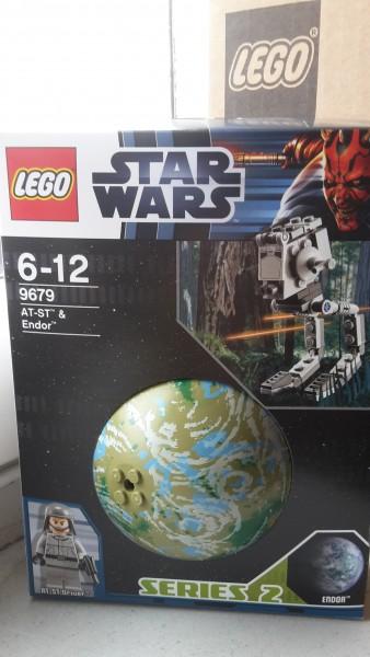 Lego 9679 Star Wars AT-ST & Endor