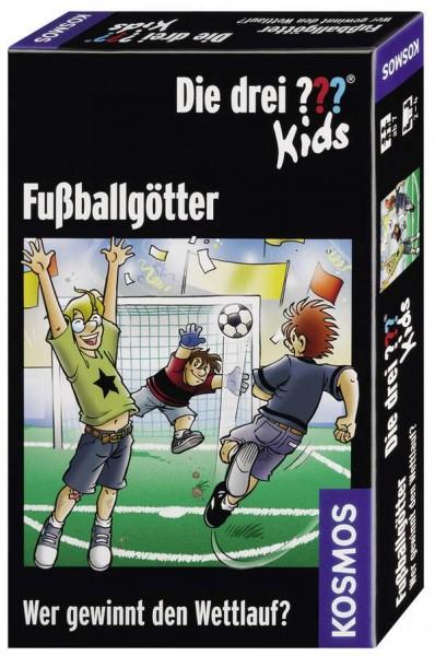 Die drei ??? Kids Fußballgötter Wer gewinnt den Pokal? Spiel