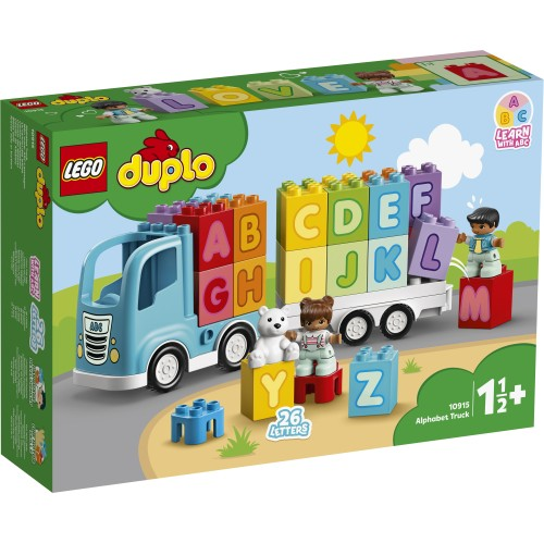 Lego 10915 Mein erster ABC-Lastwagen V29 DUPLO My First