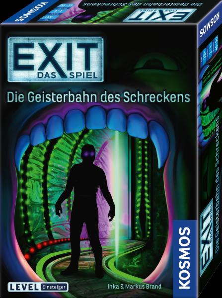 EXIT - Das Spiel: Die Geisterbahn des Schreckens Spiel