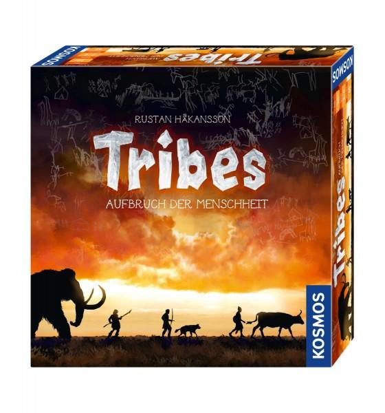 Tribes Aufbruch der Menschheit