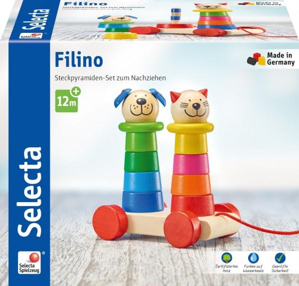 Filino; Nachzieh + Stapel; 15