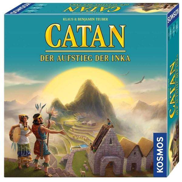 CATAN - Der Aufstieg der Inka Spiel