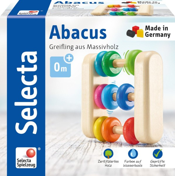 Abacus; 8 cm