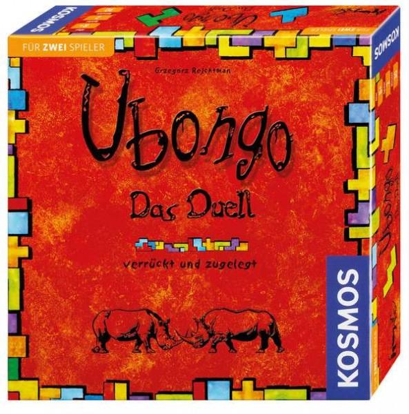 Ubongo - Das Duell Verrückt und zugelegt