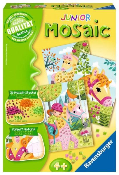 Mosaic Junior 4+: Horses