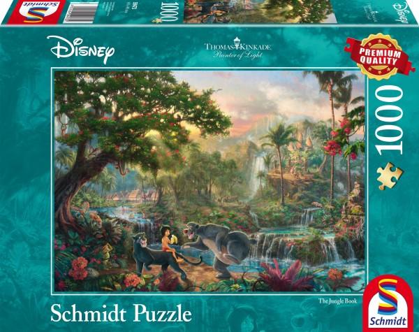 Pz. Tk Disney Dschungelbuch 1