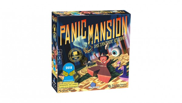 Panic Mansion - Das tanzende Spukhaus 10+2 NR Herr Knoll