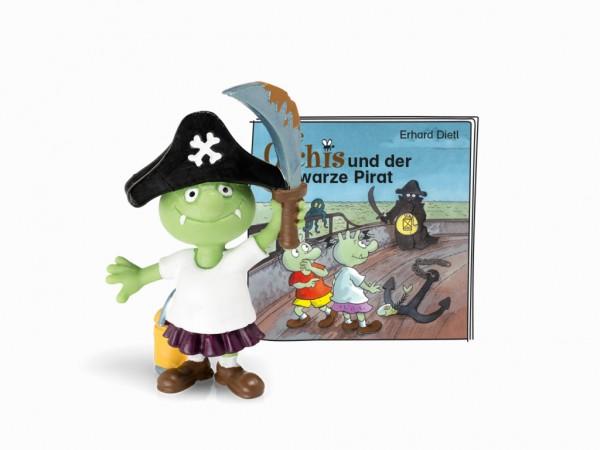 Tonie -Die Olchis und der schwarze Pirat