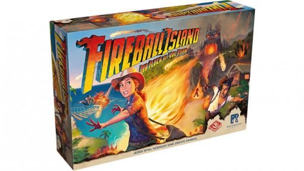 Fireball Island: Der Fluch d. Vulkan