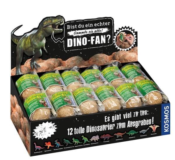 Dino Ei zum Ausgraben