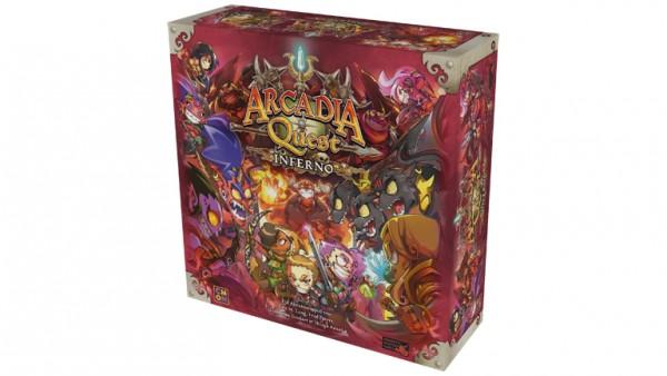CMN0053 Arcadia Quest - Inferno