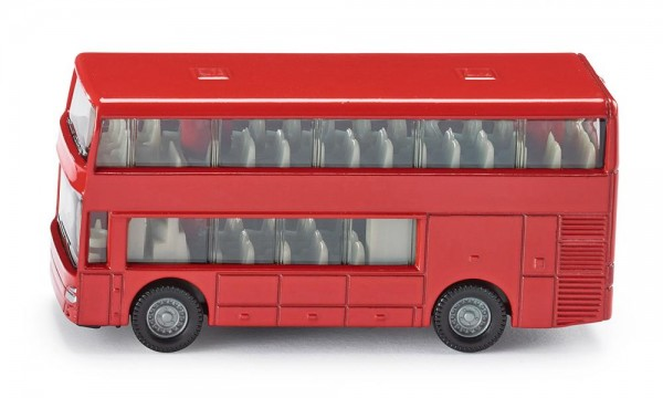 Siku 1321 Doppelstock Reisebus