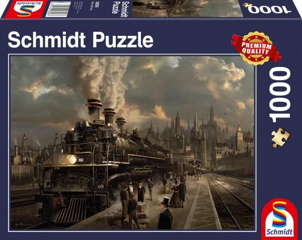 Pz.Lokomotive; 1000 T