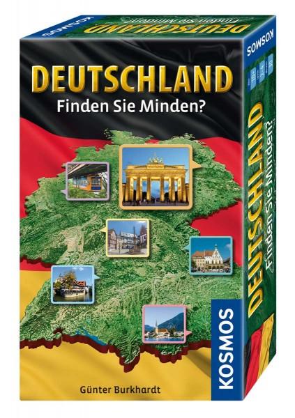 Deutschland - Finden Sie Mind