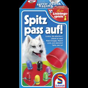 Spitz Pass Auf