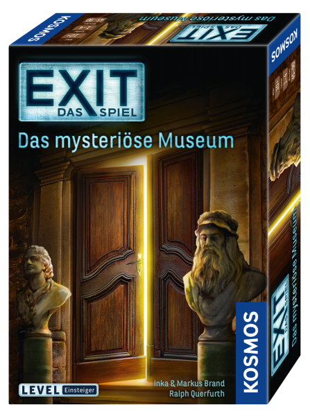 EXIT - Das Spiel: Das mysteriöse Museum Spiel
