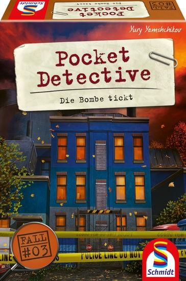 Pocket Detective; Die Bombe tickt