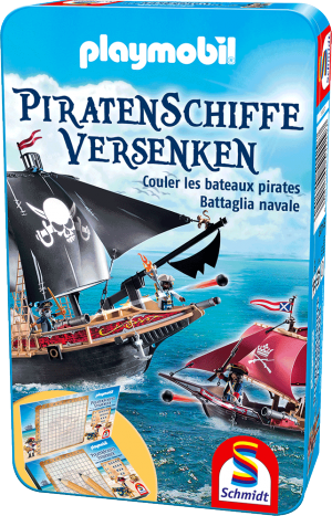 Piratenschiffe versenken