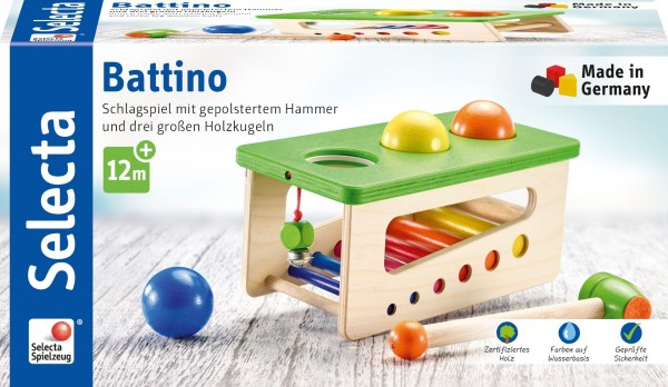 Klopfbank Battino
