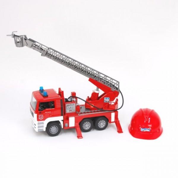 Bruder 01981 MAN TGA Feuerwehr inkl. Helm