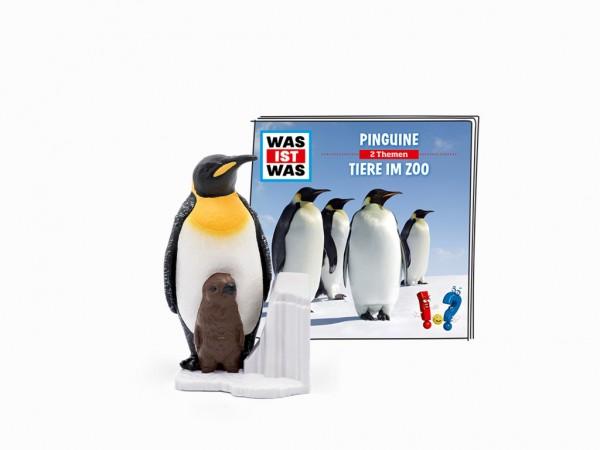 Tonies Was ist was -Pinguine und die Tiere im Zoo
