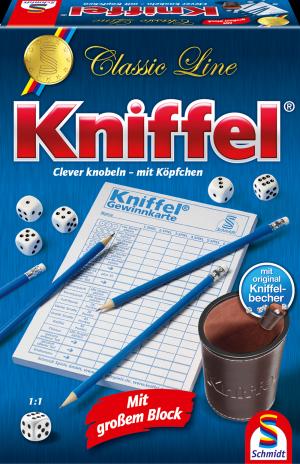 Kniffel Mit Extra Grossem Block