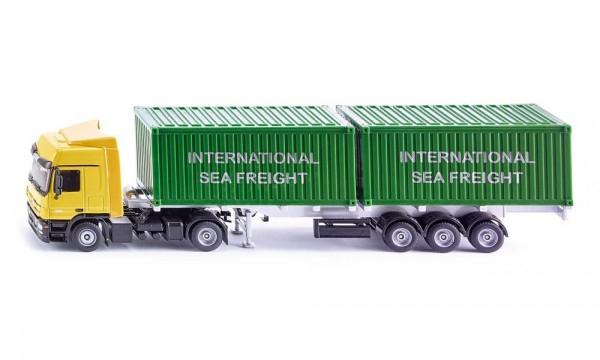 Siku 3921 LKW mit Container