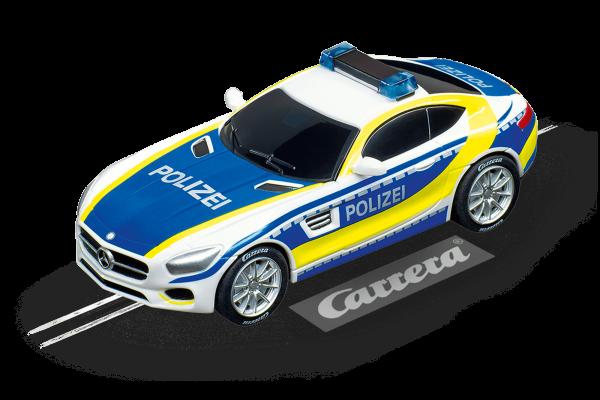 Carrera Go!!! Mercedes-Amg Gt Coupé Polizei