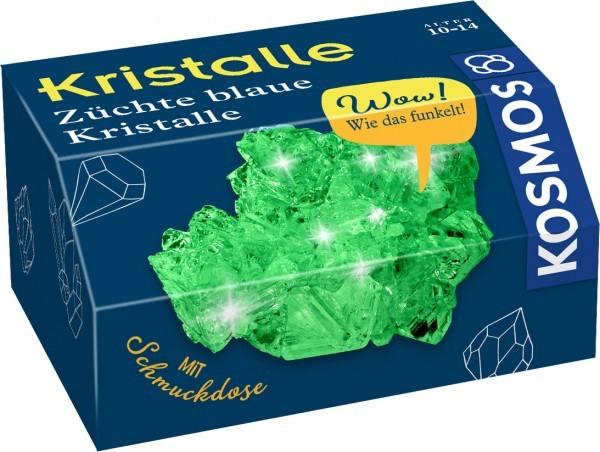Kristalle grün Züchte grüne Kristalle