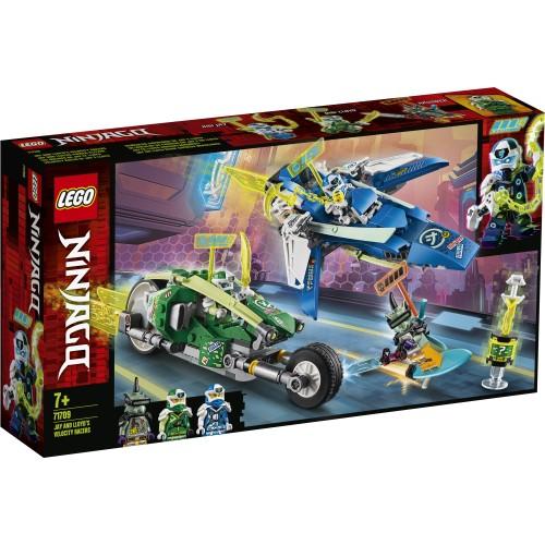 Lego 71709 Jay und Lloyds Power-Flitzer V29 Ninjago
