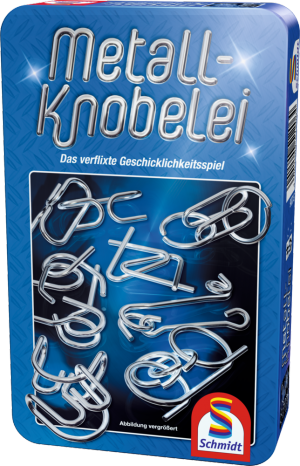 Metall-Knobelei Bmm Metalldos