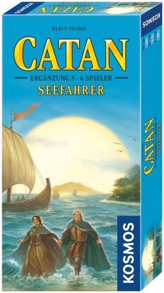 CATAN - Ergänzung 5 - 6 Spieler - Seefahrer