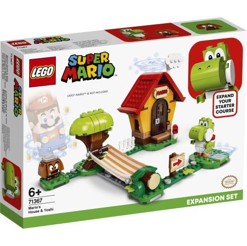 Lego 71367 Marios Haus und Yoshi – Erwe.. V29 Super Mario