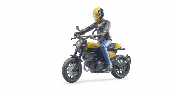 Bruder 63053 Scrambler Ducati Full Throttle