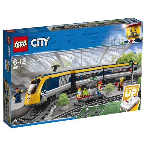 Lego 60197 Personenzug V29 City Trains