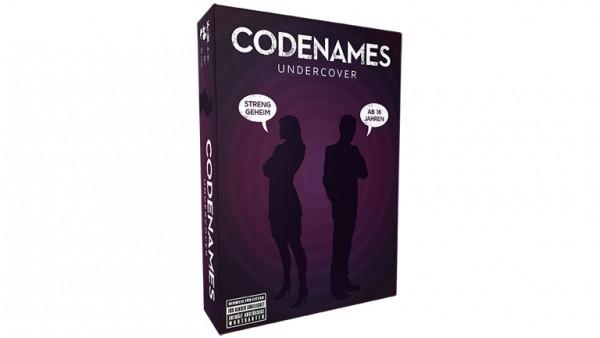 Codenames Undercover
