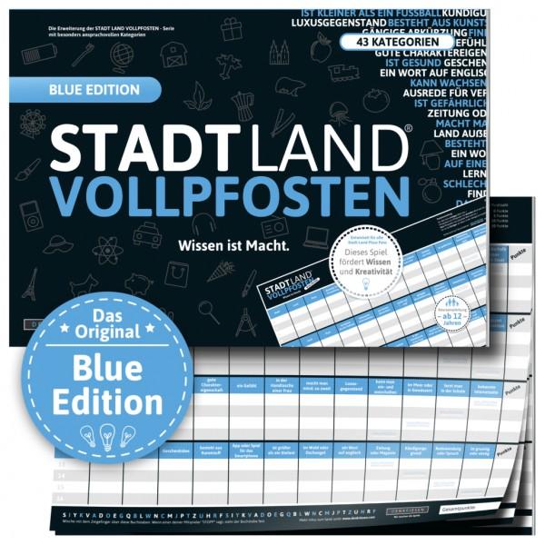 DENKRIESEN SL2002 STADT LAND VOLLPFOSTEN – Blue Edition